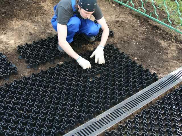Решетка газонная - купить в Москве по доступной цене